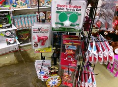 World's Smallest stuff, part 2 (l_dawg2000) Tags: calendars gaggifts games gocalendarsandgames jokes mississippi ms noveltyitems outletmall southaven tagneroutletssouthaven toys unitedstates usa