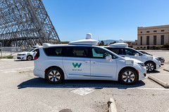 Waymo Self-Driving Car (PR Photography) Tags: california location moffettfield nasa northamerica sanfrancisco usa mountainview