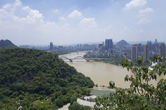Liuzhou II (picturesfrommars) Tags: liuzhou guangxi rx100ii urban city china