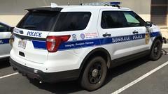 Honolulu HI, Police Ford Explorer . (parkersmith3) Tags: patrol patrolcar policecar 50 hawaiipolice cops hawaii sirens lights officer car police honolulu