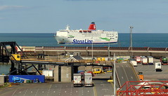 18 08 10 Stena Europe arriving Rosslare (6) (pghcork) Tags: stenaline ferry ferries carferry stenaeurope ireland wexford rosslare ships shipping