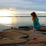 On the rocky shore thumbnail