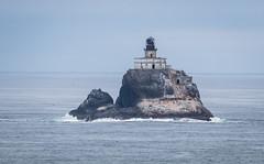 Tillamook Rock Light (tony p photos) Tags: tonypphotos d500 nevada nikon reno cannonbeach oregon unitedstates us