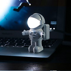 Astronaut LED USB light (mywowstuff) Tags: gifts gift ideas gadgets geeky products men women family home office