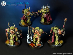Death Guard (Den of Imagination) Tags: death guard nurgle chaos warhammer40k