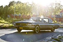 Sunset attack ... (8476) (Le Photiste) Tags: clay fordmotorcompanydearbornmichiganusa sunsetattack 1966 fordthunderbirdmodel63ctownhardtop flairbird cf fordthunderbird sunset artyimpression oddvehicle oddtransport rarevehicle simplyblack groningenthenetherlands thenetherlands ae5341 sidecode1 afeastformyeyes aphotographersview autofocus artisticimpressions alltypesoftransport anticando blinkagain beautifulcapture bestpeople'schoice bloodsweatandgear gearheads creativeimpuls cazadoresdeimágenes carscarscars canonflickraward digifotopro damncoolphotographers digitalcreations django'smaster friendsforever finegold fandevoitures fairplay greatphotographers peacetookovermyheart hairygitselite ineffable infinitexposure iqimagequality interesting inmyeyes lovelyflickr livingwithmultiplesclerosisms myfriendspictures mastersofcreativephotography niceasitgets photographers prophoto photographicworld planetearthtransport planetearthbackintheday photomix soe simplysuperb slowride showcaseimages simplythebest thebestshot thepitstopshop themachines transportofallkinds theredgroup thelooklevel1red vividstriking wheelsanythingthatrolls yourbestoftoday wow