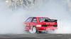 Burning (Lars Emil J) Tags: norway car nikon sigma d7000 70200mm f28