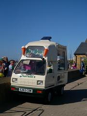 Whitstable (Dubris) Tags: england kent whitstable seaside coast morellis icecream van vehicle summer
