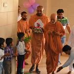 20180704 - Visit of Elder Swamiji (GLB) (4)