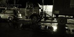 M&H Warehouses 3 (gpholtz) Tags: diorama miniatures 118 diecast truck mack