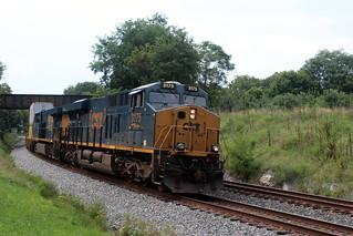 Q354 East, Shenandoah Junction, WV