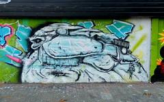 Schuttersveld (oerendhard1) Tags: graffiti streetart urban art rotterdam oerendhard crooswijk schuttersveld wesp hbs 180cc