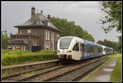 Arriva 10277 + 10389 + 10454, Schin op Geul (J. Bakker) Tags: arriva gtw flirt 84097 schin op geul nederland 10277 10389 10454
