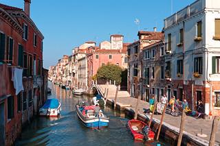 Venezia / Fondamenta dei Mori