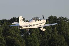 ShuttleworthFamilyAirshow2018-941 (mcaviationphoto) Tags: oldwardenaerodrome theshuttleworthcollection shuttleworthfamilyairshow gaxix a527 22 aeslairtourer150 aeslairtourer victaairtourer aesl victaltd utility lightutility