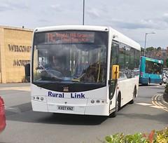 PCL Travel KX07 KNZ (09.08.2018) (CYule Buses) Tags: servicet1c plaxtonprimo pcltravel kx07knz