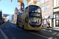 436-01 (Ian R. Simpson) Tags: bf12kxo captnicholastettersell volvo b9tl wright gemini2 brightonhove goaheadgroup goahead bus theregencyroute 436 brighton eastsussex sussex england