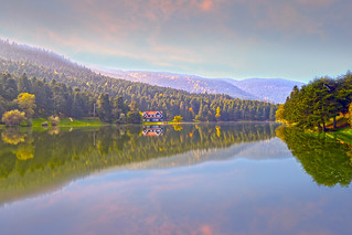 Gölcük Gölü (Golcuk Lake)