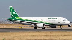 Airbus A320-214 YI-ARD Iraqi Airways (William Musculus) Tags: frankfurt am main fraport frankfurtmain fra eddf rhein airport flughafen spotting yiard iraqi airways airbus a320214 a320200 iaw ia william musculus