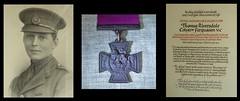VC Triptych (MedievalRocker) Tags: ighthammote nationaltrust victoriacross northamptonshireregiment worldwarone newchapel