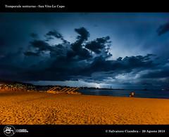 1069_D7D9087_bis_temporale (Vater_fotografo) Tags: sanvitolocapo sicilia italia it vaterfotografo ciambra clubitnikon cielo controluce ciambrasalvatore lampo temporale spiaggia salvatoreciambra sanvito seascape sabbia mare molo nuvole nuvola nube nubi nikonclubit nikon natura nwn ngc ncg