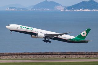 EVA AIR B777-300ER B-16728 007