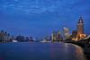 Skyline III (johan.bergenstrahle) Tags: 2018 april building byggnad china cityscape evening finepicsse kina långtid longexposure shanghai skyline stadsbild vår spring