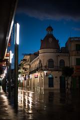 Pointe à Pitre by night (Pierre de Champs) Tags: pointeàpitre street streetphoto bluehour guadeloupe antilles night nikonphotography nikon d750 50mm caribbean photo photographer photography fwi