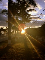 Sunset (Yalila Guiselle) Tags: sunset girardot colombia sky clouds