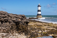 Penmon (mlomax1) Tags: lighthouse penmon ynysmon water welshwater canon dwrcymru wales anglesey outdoor rocks canoneos80d seascape penmonlighthouse sea sky cymru