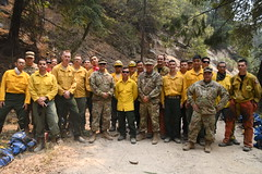 180805-Z-GJ033-0047 (Like us on Facebook at CAGuard) Tags: california national guard 40thinfantrydivision briggenmarkmalanka handcrews carrfire shastacounty soldiers wildfires