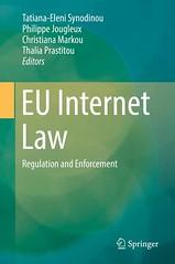 EU Internet Law (Boekshop.net) Tags: eu internet law christiana markou ebook bestseller free giveaway boekenwurm ebookshop schrijvers boek lezen lezenisleuk goedkoop webwinkel