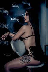 DSC_4564 (Marcelo991) Tags: tatto tattoos tatuaje tatuajes ink studio sexy black long hair smoke mua makeup tbt follow followme like}fav like fav girl sexygirls suicide suicidegirl