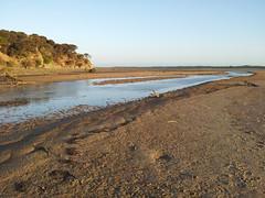 Creek meets Inlet (Glenn3095) Tags: inverloch natural scenery
