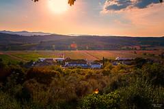 Toskana, Italien (Thilo Sengupta) Tags: toskana italien italy tuscany sunset landscape picoftheday