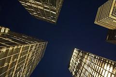 Park Avenue Skyscrapers, Manhattan (SomePhotosTakenByMe) Tags: parkavenue urlaub vacation holiday usa america amerika unitedstates nyc newyork newyorkcity newyorkstate stadt city downtown innenstadt midtown outdoor manhattan gebäude building architektur architecture skyscraper wolkenkratzer nachtaufnahme nightphotography