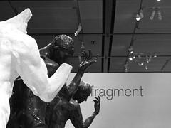 Fragment Salutes (failing_angel) Tags: 010518 london camdenborough bloomsbury britishmuseum museum rodin rodinandtheartofancientgreece sculpture augusterodin pheidias parthenon pierredewissant burghersofcalais hundredyearswar kingedwardiii
