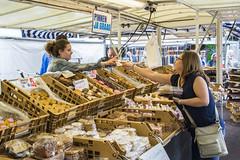 Baked Goods (fotofrysk) Tags: treats snacks mary baked goods stall sellers buyers fridaymarket zaailand europeancapitalofculture2018 nederlan nederland netherlands friesland fryslan leeuwarden ljouwert sigma1750mmf28exdcoxhs nikond7100 201805254394