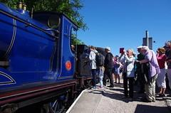 IMGP0981 (Steve Guess) Tags: strathspey steam heritage preserved railway train broomhill glenbogle station caledonian 060 loco locomotive