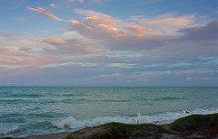 IMG_5909_no one out there. (lada/photo) Tags: gulfofmexico twilight seascape ladaphoto water waterandsky