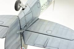 Spitfire Mk. IXe (JT-11) Czechoslovakian (andrsd80) Tags: scalemodel 132 tamiya spitfiremkix czechoslovakia