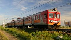 EN57-1018, Ligota Toszecka, 12.08.2018 (Marcin Kapica ...) Tags: lokomotive locomotive bahn railway rail railroad pkp kolej en57 kibel