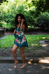 DSC_0297 (Cherrie Berry Photography) Tags: red washington dc portraitmeetdc model smile tricking bubbles portrait street park meridian hill nikon 50mm 70mm d5600