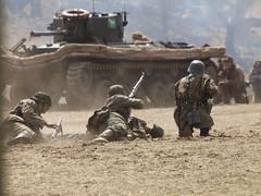 YWE2018 (clarks666) Tags: ywe2018 history military reenactors ww2 army uniforms 20thcentury warfare