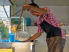 Mee Jawa (noodle) food truck (zol m) Tags: zolseyes noodle shahalam goodfood meejawa foodtruck street primelens xpro2 fujinon fujifilm zolsimpression zolmuhd
