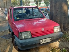 Seat Marbella 903i Special 1996 (LorenzoSSC) Tags: seat marbella 903i special 1996
