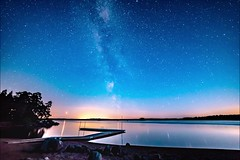 First time shooting Perseid Meteor Shower and first time doing Timelaps (Harles Azza Photography) Tags: perseid meteor shower meteors perseids sweden östa timelaps mars star stars milkyway night nightphotography astrophotography longexpo longexposure