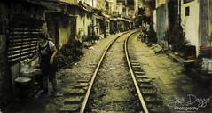 0S1A6973-Pano (Steve Daggar) Tags: hanoi trainstreet vietnam street candid