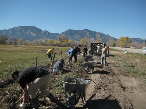 Photo - CU Boulder Students Agricultural Project