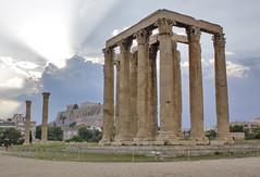 Olimpeion (U2iano) Tags: olimpeion templo zeus olimpico olimpo temple olympian athens atenas grecia greek greece athins